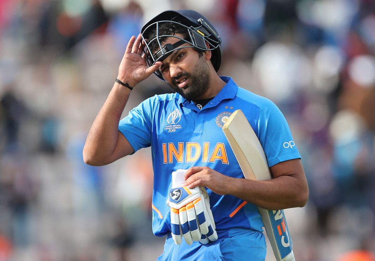 World Cup 2019: Rohit Sharma's dismissal raises questions on Decision Review System