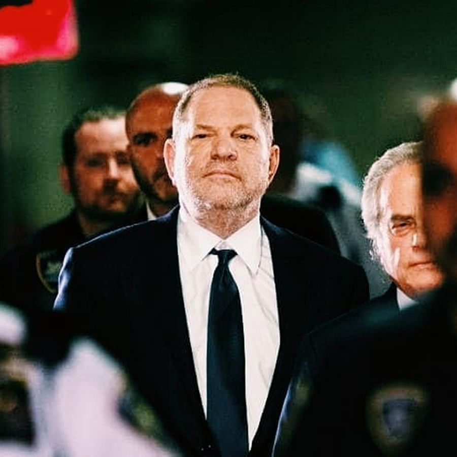 Harvey Weinstein's advocate files motion to dismiss two charges