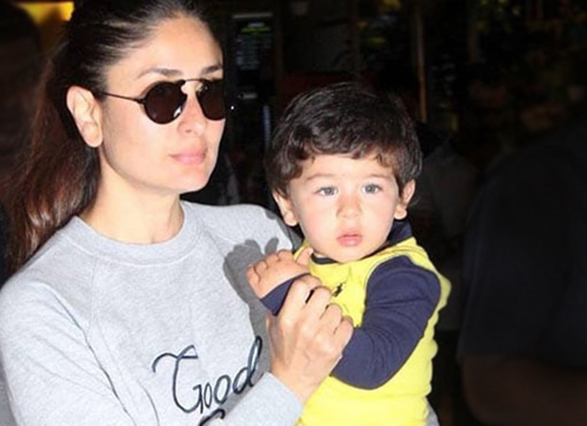 Kareena Kapoor Khan opens up about son Taimur's acting debut in Good News