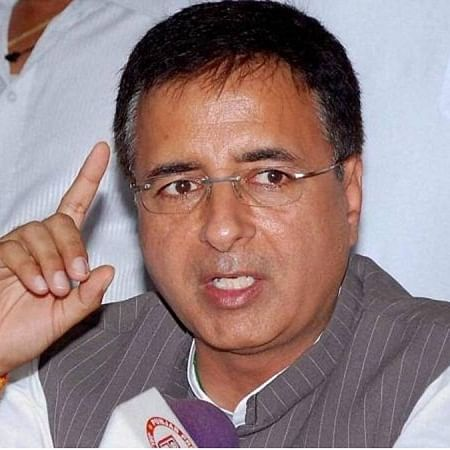 Let Supreme Court remind government of its 'Raj Dharma': Congress chief spokesperson Randeep Singh Surjewala