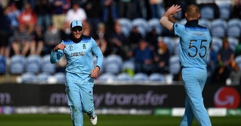 Cricket Score - England vs West Indies World Cup 2019 Match 19