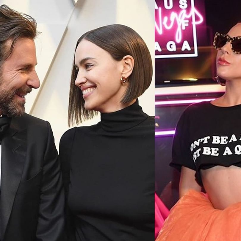 Handling Bradley Cooper, Lady Gaga's romance rumours were difficult for Irina Shayk: Source