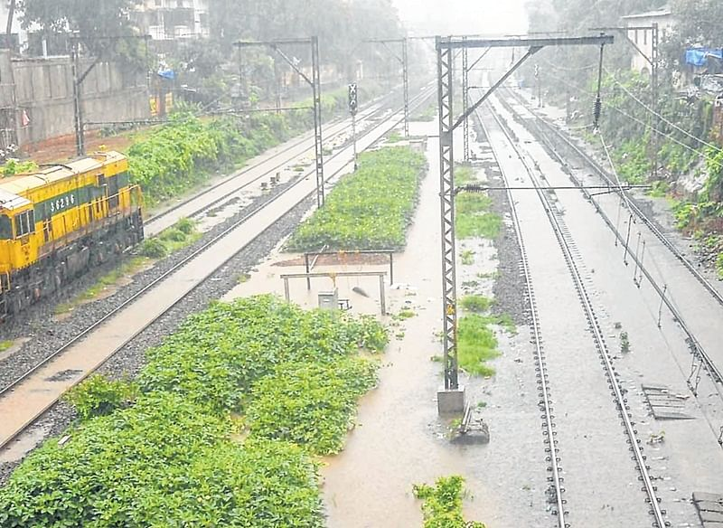 After just 140mm of rain, electrocution, rail, road disruptions, waterlogging, tree falls — the works