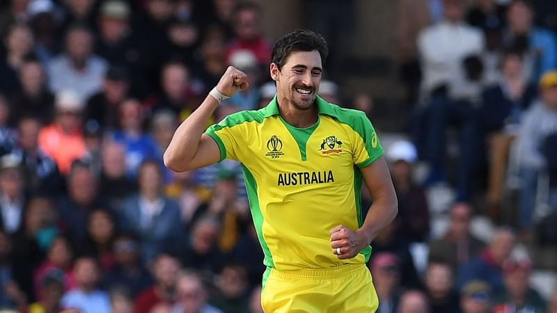 World Cup 2019: Mitchell Starc becomes leading wicket-taker