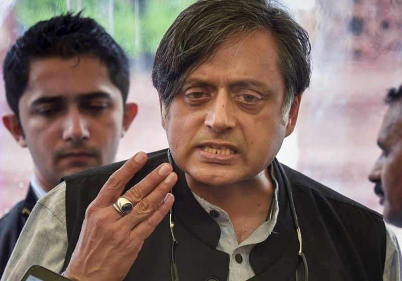 Should England be banned from hosting cricket tournaments, wonders Shashi Tharoor