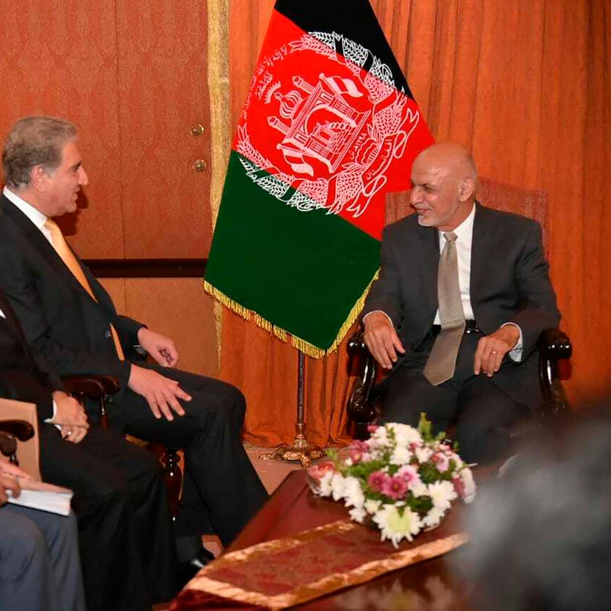 Afghanistan President in Pakistan for bilateral talks and to boost peace process