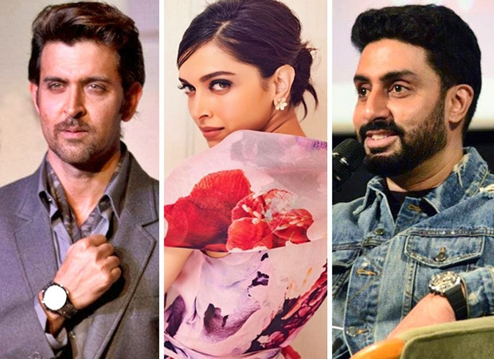 Hrithik, Abhishek comment on Deepika Padukone's quirky post!