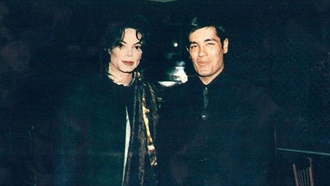 Manish Malhotra shares throwback picture of meeting Michael Jackson