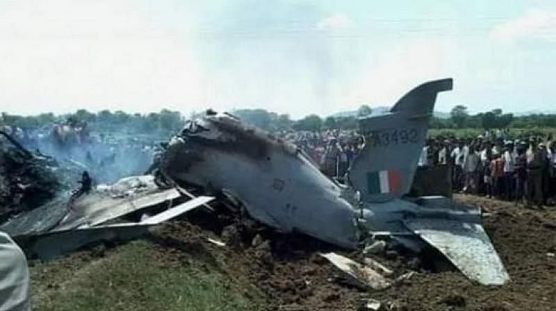 IAF Mi-17 crash: 2 officers likely to face court martial