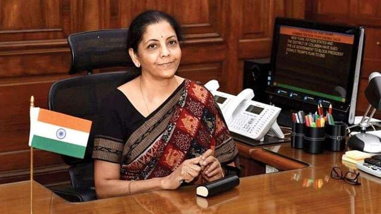 Nirmala Sitharaman -  Finance Minister of India