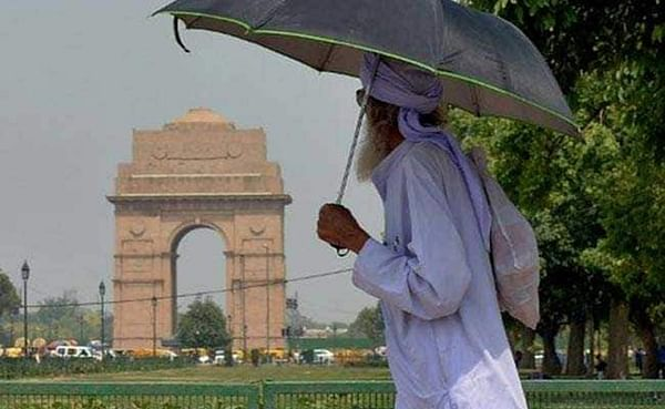 Rains likely in Delhi, heatwave to end