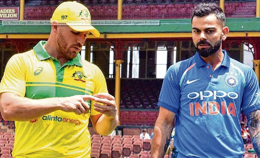 World cup 2019: India vs Australia; Battle of heavyweights