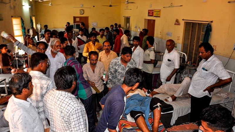 21 killed, 54 injured in two separate mishaps in Rajasthan