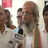 Congress made us realise importance of strong leadership: Chandra Sarangi