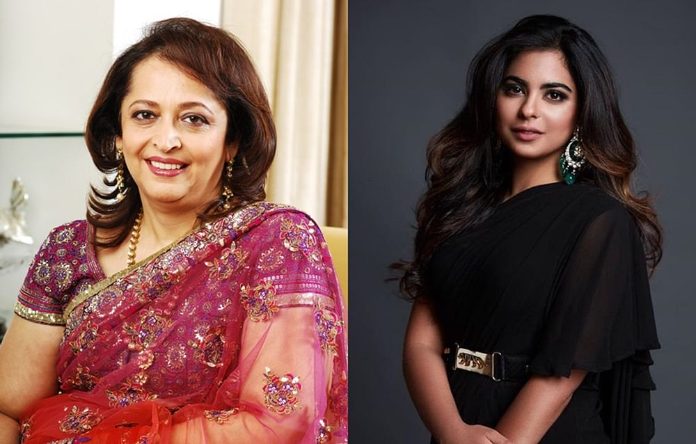 When Isha Ambani Piramal's mother-in-law Dr Swati gifted her a fairy garden!