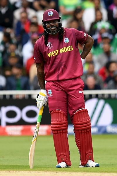ICC says no to Chris Gayle over 'Universe Boss' logo