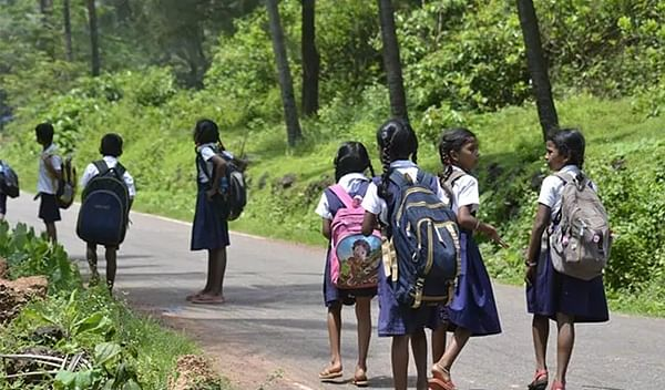 After 13 years, schools in a Naxal-hit village in Sukma reopen