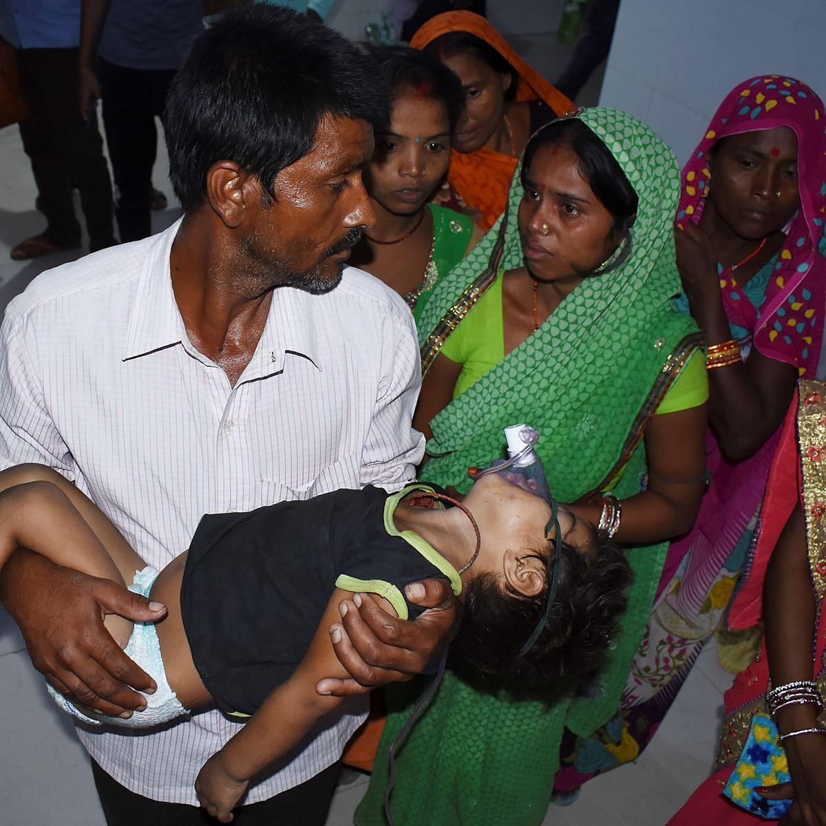 Bihar: Encephalitis death toll rises to 131 in Muzaffarpur