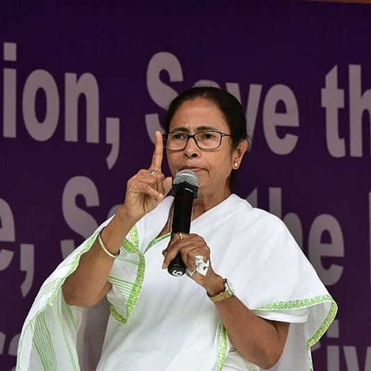 Mamata Banerjee urges Congress, CPI-M to join hands with her against BJP