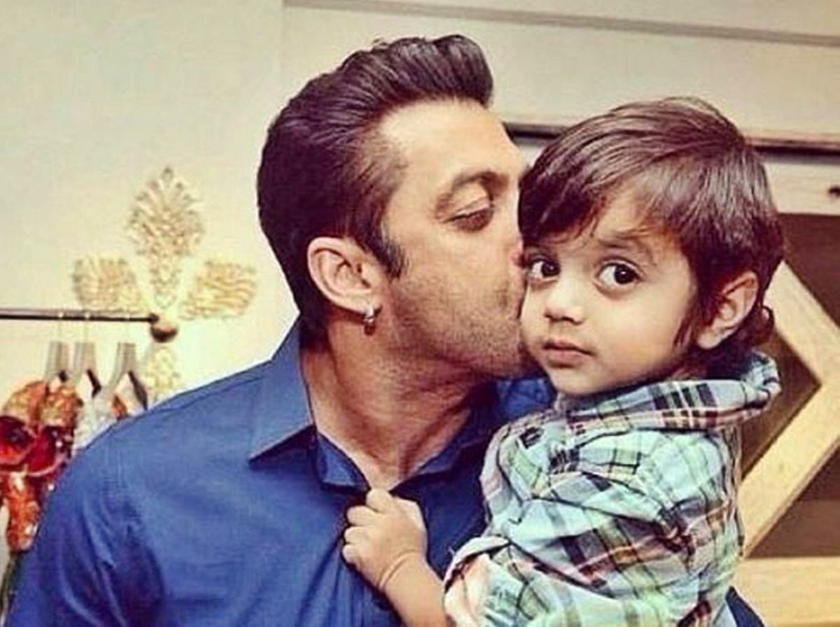 VIDEO: Salman Khan playing with nephew Yohan is the funniest thing on the internet