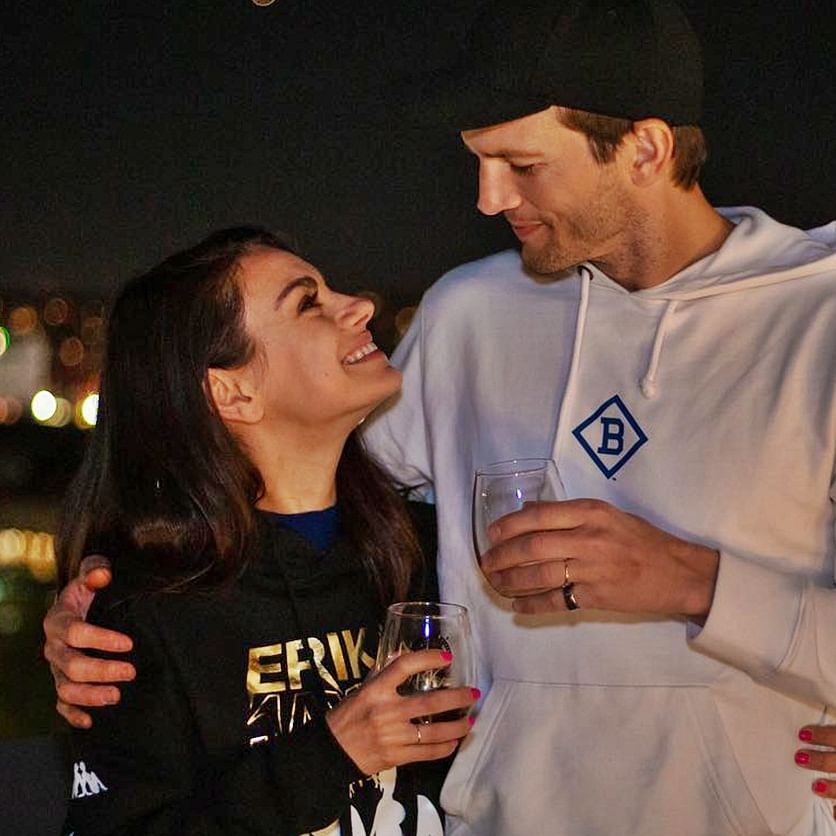 Mila Kunis, Ashton Kutcher respond to split report in a funny way