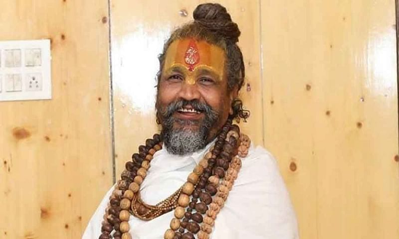 Computer Baba takes charge in MP, demands chopper