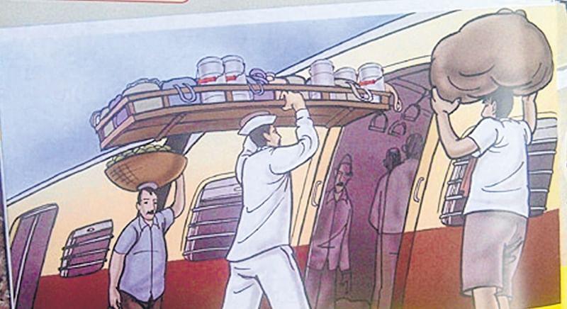 Mumbai's dabbawalas make comeback in comic book