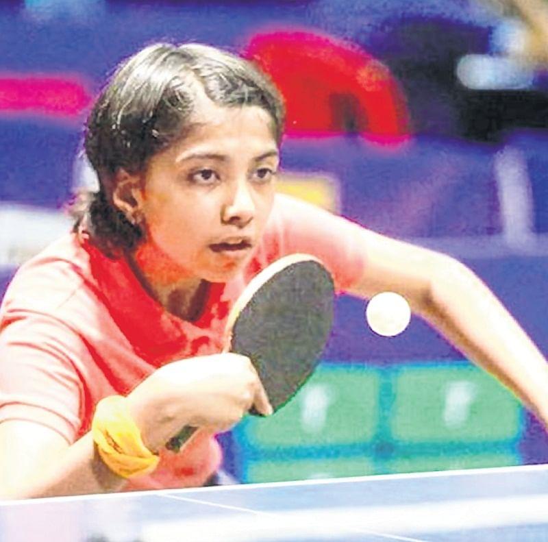 MCF-All Mumbai 4-Star Ranking Table Tennis tournament: Sampada impresses