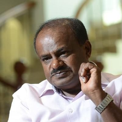'What Nazis did...':  Kumaraswamy launches scathing attack at RSS over Ram Mandir donations