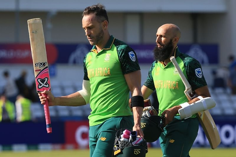 World cup 2019: South Africa stun Sri Lanka to secure nine-wicket victory
