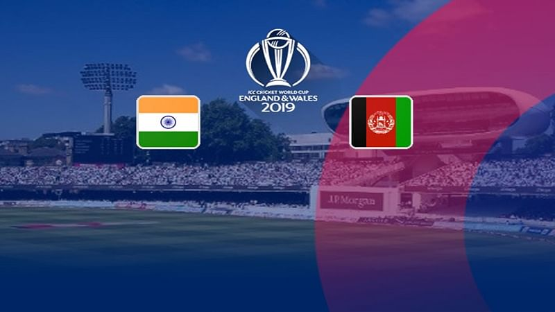 India vs Afghanistan ICC World Cup 2019 Match 28: Playing 11, Dream 11 predictions