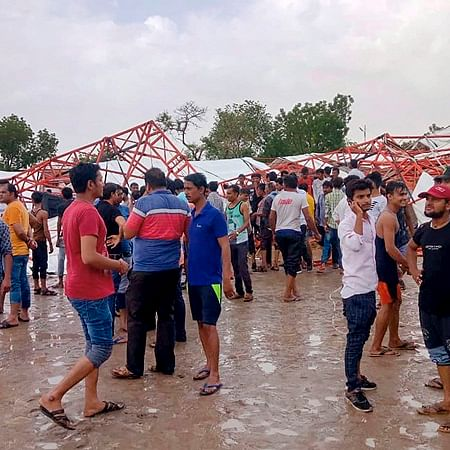Rajasthan: Death toll rises to 15 in Barmer pandal collapse tragedy, 71 injured