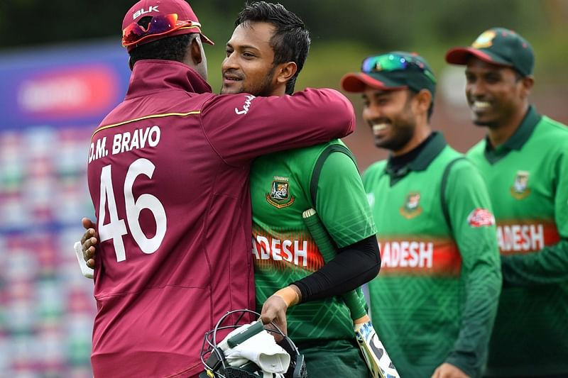 World Cup 2019: Shakib Al Hasan shines, Bangladesh thrash West Indies by 7 wickets