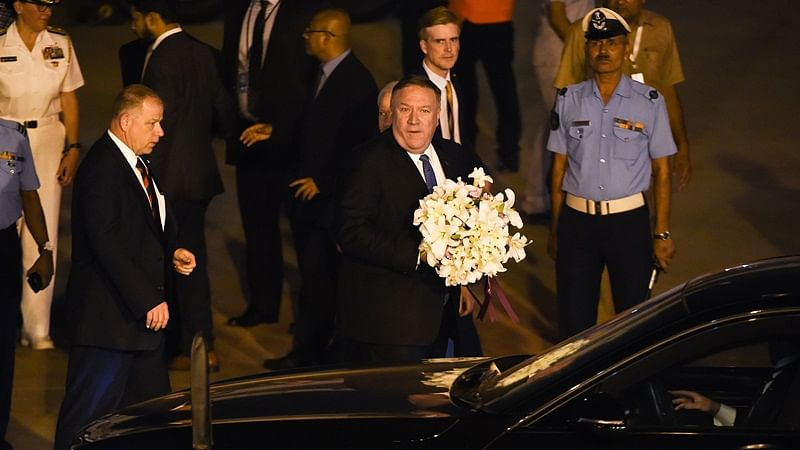 Mike Pompeo in India: Pompeo to meet PM Modi, Jaishankar today; all you need to know about the meet