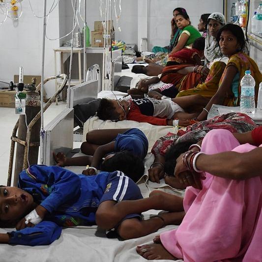 Bihar: Death toll due to Encephalitis rises to 152 in Muzaffarpur