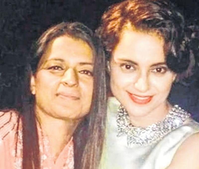 Kangana Ranaut and sister face summons for defaming Aditya Pancholi and family