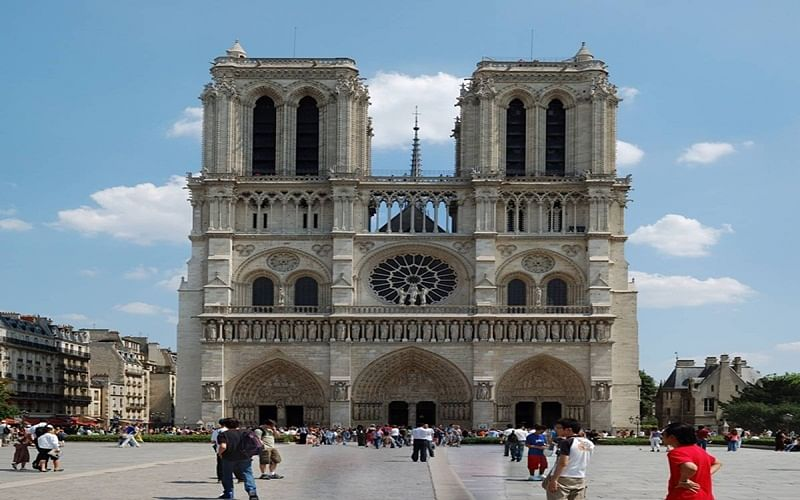 Notre Dame cathedral to celebrate first Mass since April fire