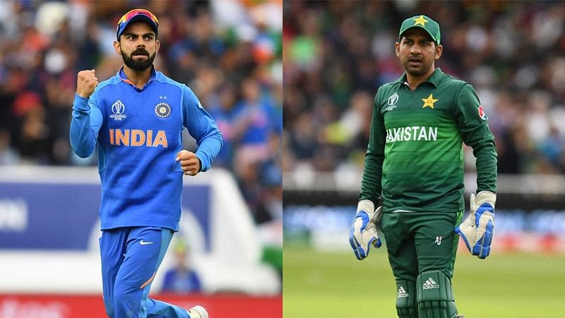 India vs Pakistan score, World Cup 2019 match at Manchester