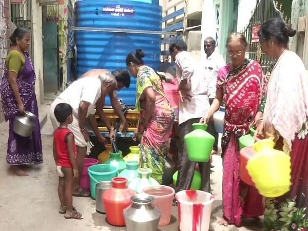 Chennai Water Crisis: Situation dampens, protests erupt as crisis worsens