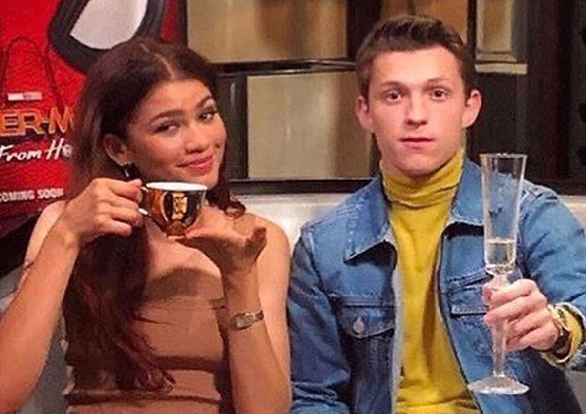 Tom Holland shuts down romance rumours with co-star Zendaya