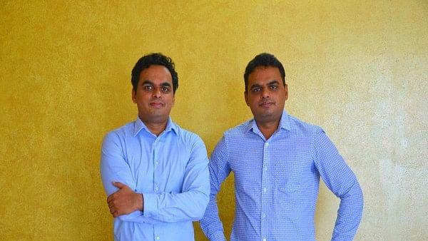 TrackMyPhones Founders Srihari Karanth and Shrinidhi