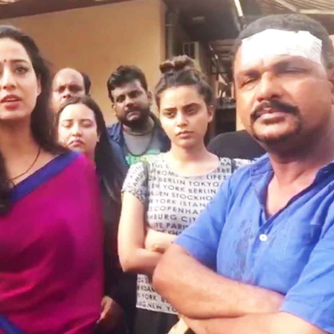 Drunk Goons Attack Set Of Mahie Gill's Web Series Fixer, Crew Members Injured