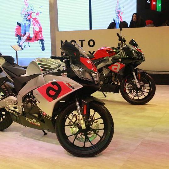 Aprilia To Give RS 150, Tuono 150 Bigger Engines In India