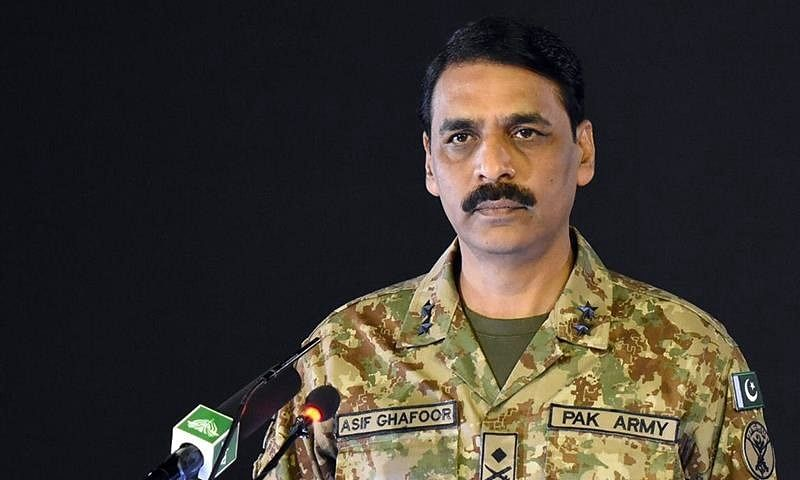 Don't compare strikes & match, says Pakistan military