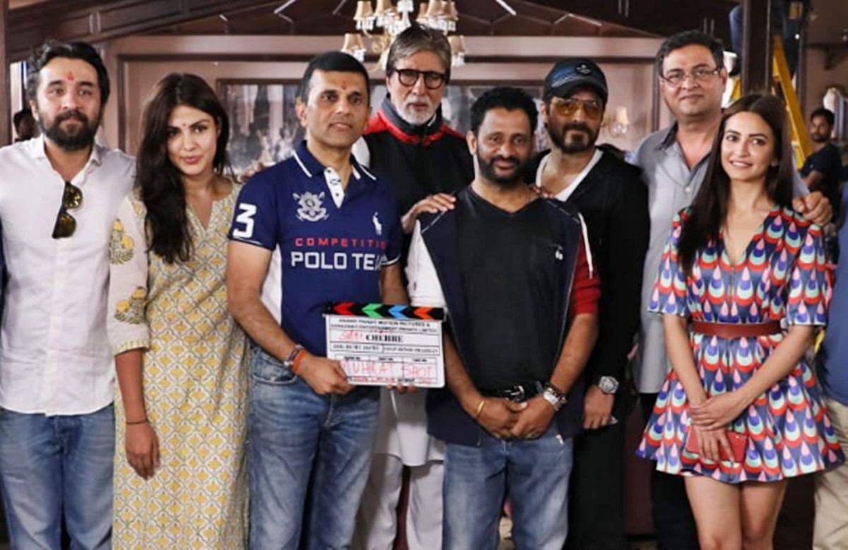 Amitabh Bachchan's 'Chehre' team wraps up shoot 4 days early
