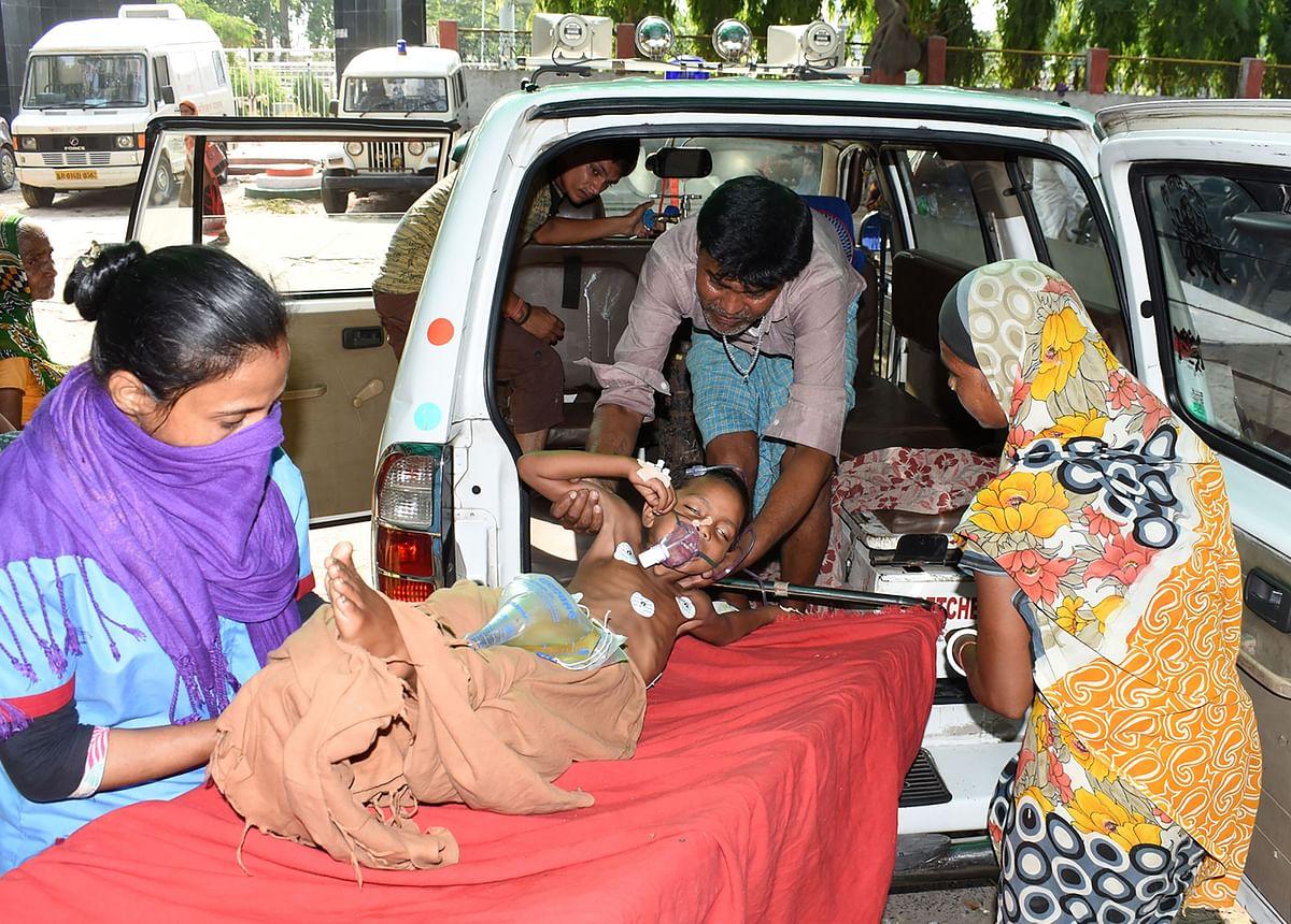 Bihar: Encephalitis death toll climbs to 142 in Muzaffarpur