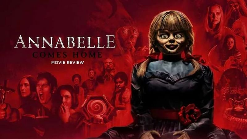 Spooky horror: Annabel Comes Home Review