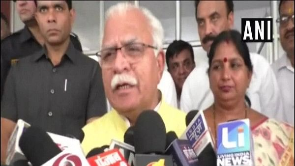 After backlash, Haryana CM says 'daughters are our pride'