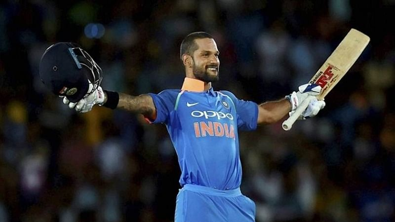 Shikhar Dhawan ruled out of World Cup for 3 weeks with fractured thumb