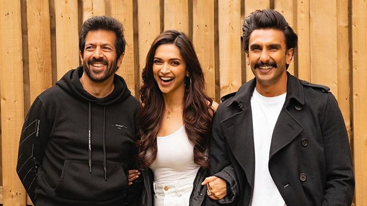 Who better to play my wifey than my wifey? Ranveer Singh confirms Deepika Padukone's role in '83